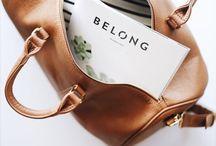 Bags & Flatlays / Bags, Flatlays, Leatherbag, Ledertaschen, Accessoires, Taschen, Damentaschen, Mode