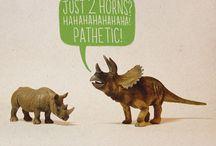 Rhino Humor / Rhino funnies