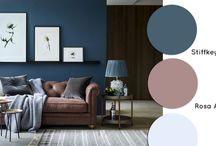 Arredamento interni colori