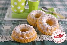 Merenda Con Valle'! / La merenda dei bambini, la pausa caffè, il thè con le amiche....e una dolce ricetta Valle'