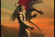 Costume Inspiration: Dragon Tamer