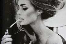 Smoking beautiful