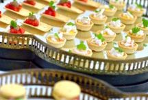 Corporate Catering By Dining Abode / an image file of previous corporate events