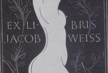Eric Gill English Artist 1882-1940 / Wood engravings