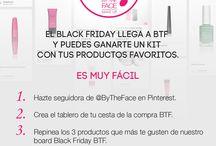 Black Friday BTF / ¡Elige los 4 productos de By the Face que quieres llevarte por la cara este Black Friday!