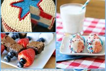 4th of July Recipes / by Mary Curtin
