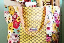 Bag Ladies / by Julie Geiger - WoolFeltCentral