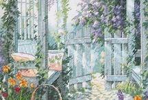 giardini punto croce