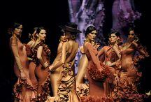 Flamenco -Moda flamenca- / Flamenco. Diseños de moda flamenca.