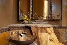 Baño_Rústico