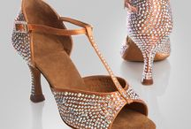 Dance with style / Tango, Ballroom, Salsa and the Latin Dance shoes