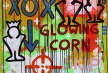 Francis Tucker / Francis Tucker Art from Ministry of Walls Street Art Gallery