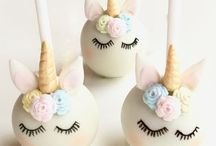Biscuits and cake pops