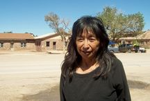 Zuni Artists / Pictures of the Artists making the Zuni Fetishes we sell at Indian Summer Native Art