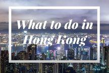 Hong Kong / Things to do and places to see in Hong Kong