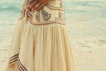 Vintage style, Boho Chic