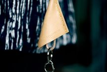 Keyhanger leather