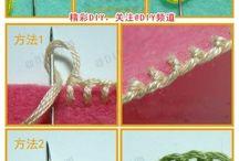 Stitches & jewelry