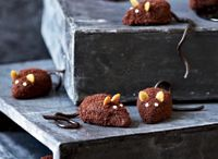 Halloween Party Ideas / From spider web cupcakes to creepy lemon cake pops, plus spooky-sounding cocktails like Dark and Stormy Death Punch, here are dozens of fun and easy party recipes for Halloween.  / by Food & Wine