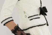 Sewing Inspiration-Chanel Jackets