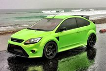 Ford Focus ST+RS