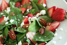Salads / by Lisa Perritt