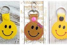 key Fobs that I make / these are soooo awesome