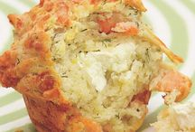 Recipes / Salmon muffin