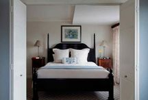Stay / Cozy luxurious guest rooms with fireplaces and views to knock your socks off.