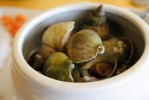 Snail Cooking Recipes