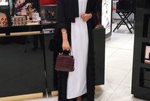 Hijab outfits.