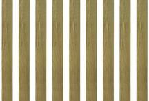Wooden Garden Fences