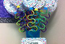 Classroom Birthday Ideas / by Alexis Valdez