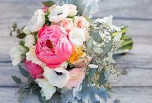 Bride bouquet / Brudbuketter