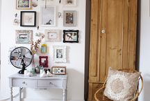 Picture walls / by Peony and Thistle