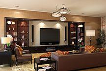 Entertainment Room Designs
