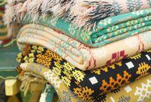 dekens en kleden