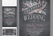 Buckets wedding....