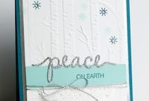 SU Christmas greetings thinlits dies
