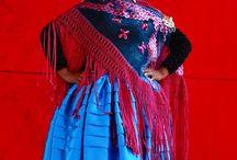 vestimenta da Bolívia