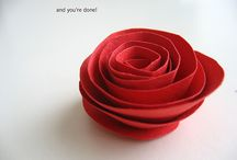 DIY How to make Paper Flower Tutorial