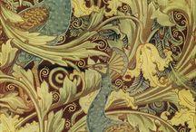 Design - William Morris & Other Textile/Pattern Designers