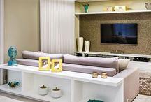 decoração-sofá