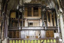 Заброшенное величие / Abandoned grandeur