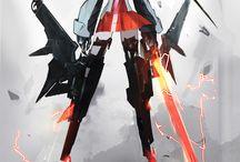 Armored Girl