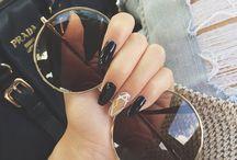 Glasses / pinterest: @kardelenezgi