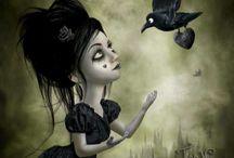 Fantasy Goth / Fantasy Goth, Dark Art