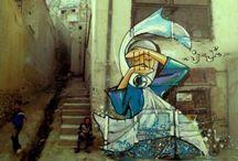 Street Art Shamsia Hassani
