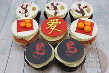 Unique cupcakes/ Необычные капкейки