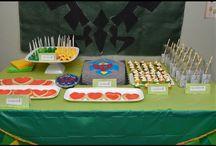 Maddy's 3rd Birthday - Legend of Zelda party!